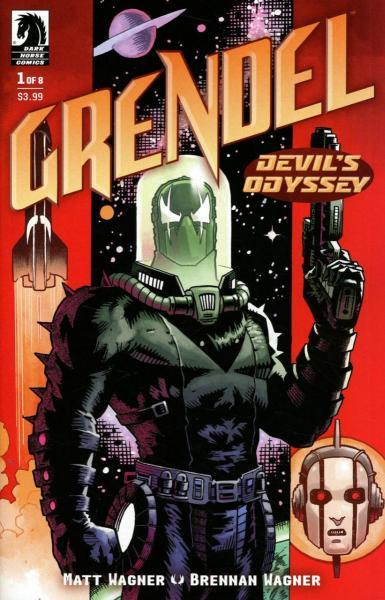 Grendel: Devil's Odyssey 1 Issue #1