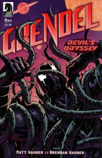 Grendel: Devil's Odyssey 2 Issue #2