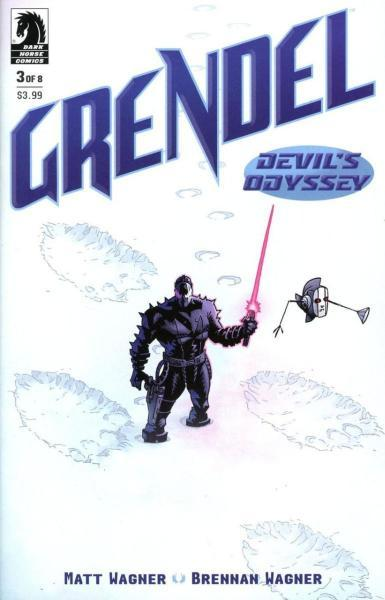 Grendel: Devil's Odyssey 3 Issue #3