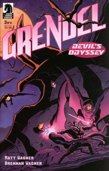 Grendel: Devil's Odyssey 3 Issue #3
