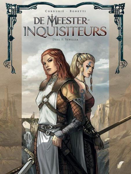 De meester-inquisiteurs 8 Synillia