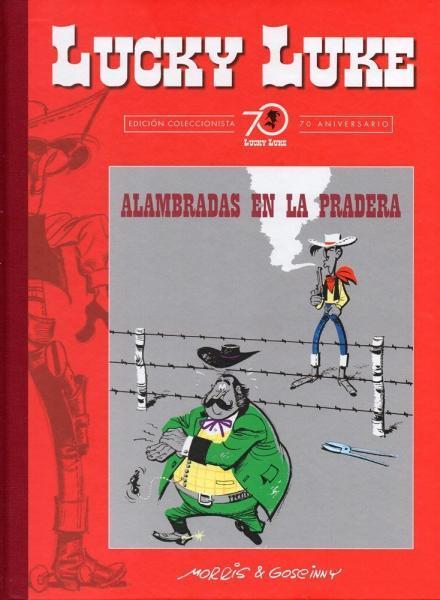 Lucky Luke (Dupuis) 29 Alambradas en la pradera