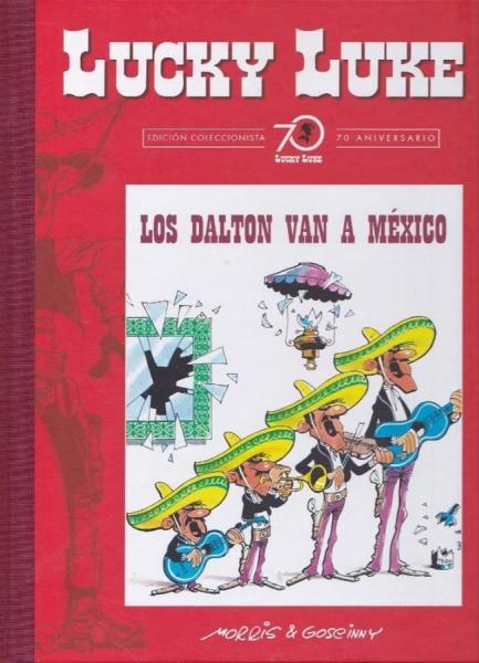 Lucky Luke (Dupuis) 31 Los Dalton van a México