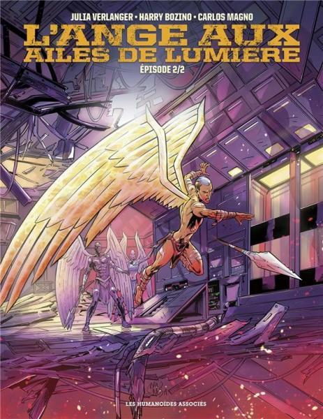 L' ange aux ailes de lumière 2 Episode 2