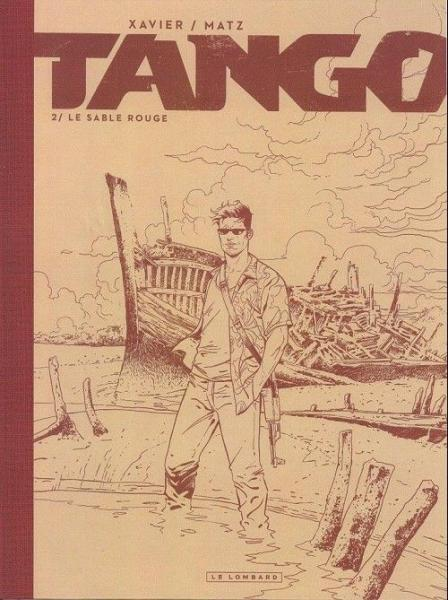 Tango (Xavier) 2 Sable Rouge