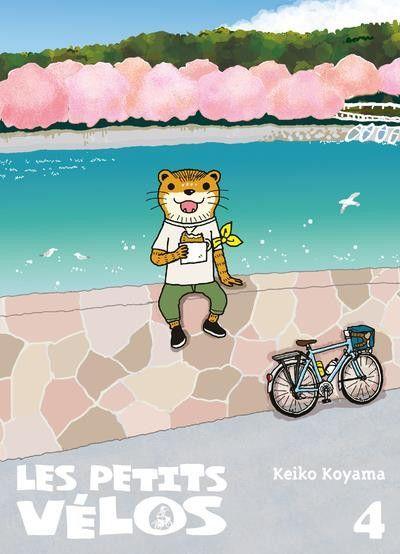 Les petits vélos 4 Tome 4