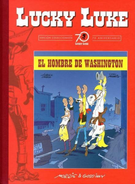 Lucky Luke (Lucky Comics) 3 El hombre de Washington