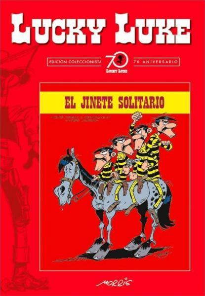 Lucky Luke (Lucky Comics) 5 El jinete solitario