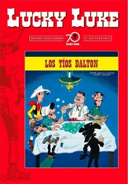 Lucky Luke (Lucky Comics) 6 Los tíos Dalton