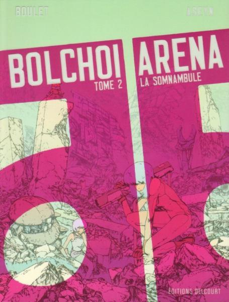 Bolchoi arena 2 La somnambule