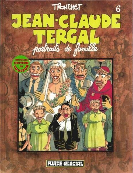 Jean-Claude Tergal 6 Portraits de famille