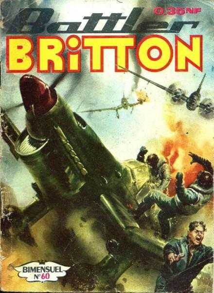 Battler Britton (Imperia) 60 Le combattant solitaire
