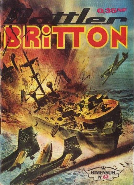 Battler Britton (Imperia) 62 Le tunnel secret (2)