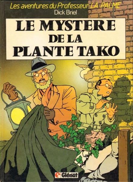 Julius Palmboom 1 Le mystère de la plante Tako