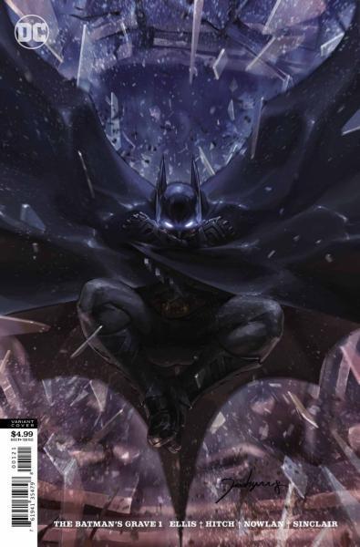 The Batman's Grave 1 Issue #1