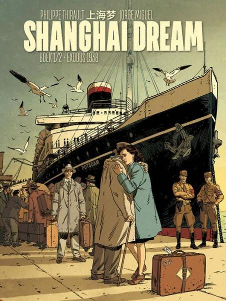 Shanghai dream 1 Exodus 1938