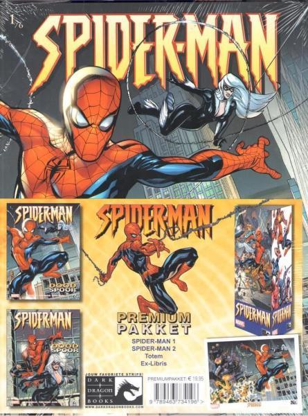 Spider-Man (Dark Dragon) INT 1 Premiumpakket 1