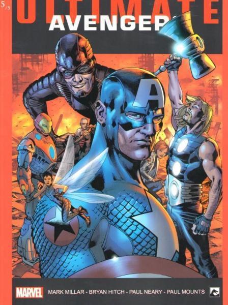 Ultimate Avengers (Dark Dragon) 5 Deel 5