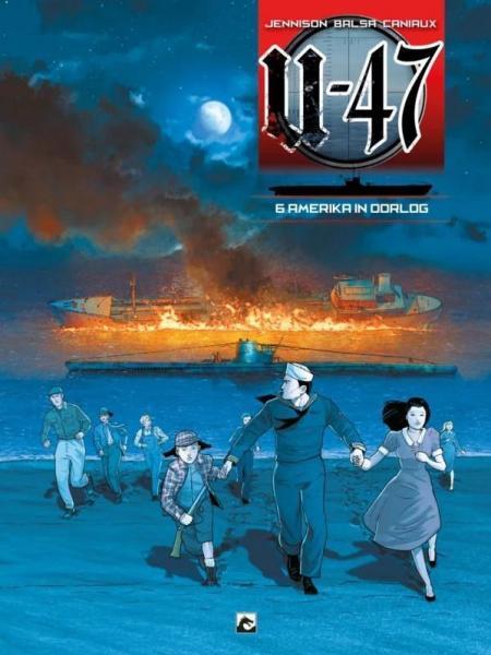 U.47 6 Amerika in oorlog