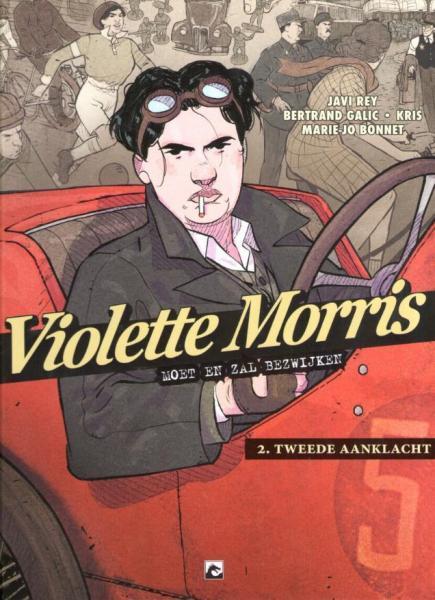 Violette Morris 2 Tweede aanklacht