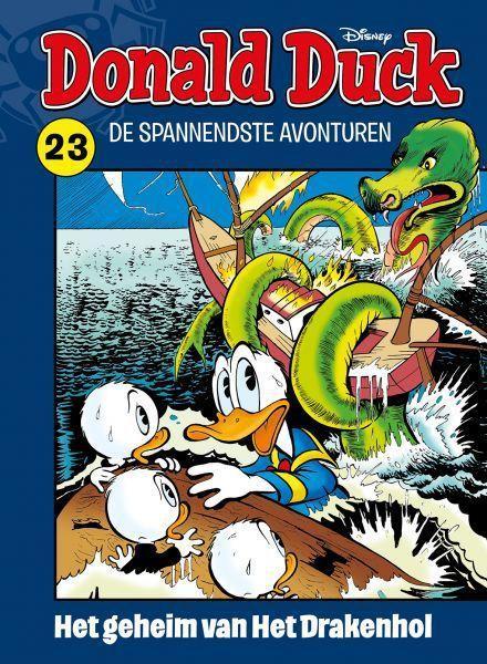Donald Duck: De spannendste avonturen 23 Het geheim van het drakenhol