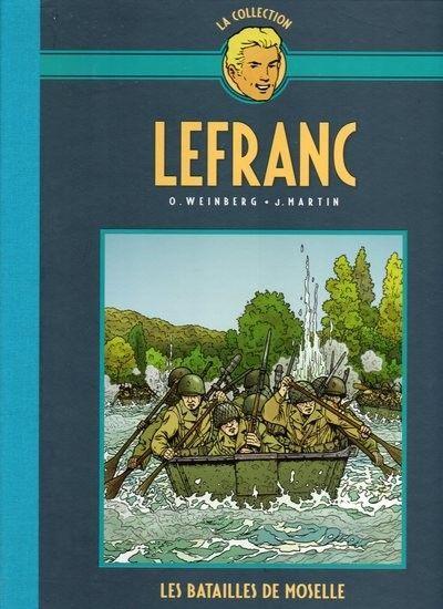 De reizen van Lefranc 9 Les batailles de Moselle