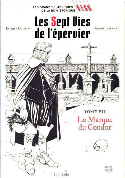 De 7 levens van de sperwer 7 La marque du Condor