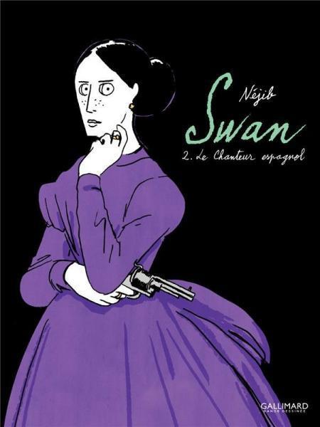 Swan 2 Le chanteur Espagnol