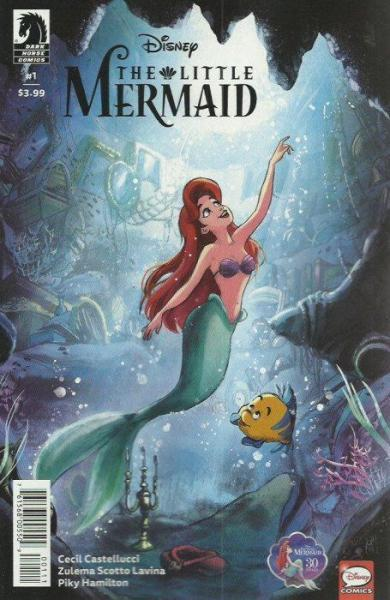 The Little Mermaid 1 Issue #1