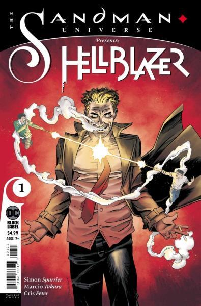 The Sandman Universe Presents Hellblazer 1 The Best Version of You