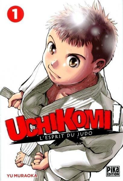 Uchikomi! - L'esprit du judo 1 Tome 1