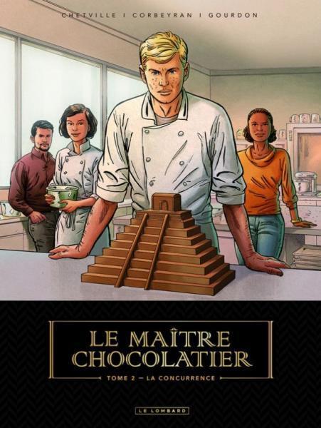 De meester-chocolatier 2 La concurrence