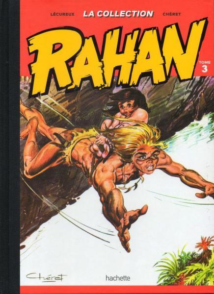 Rahan - La collection (Hachette) 3 Tome 3