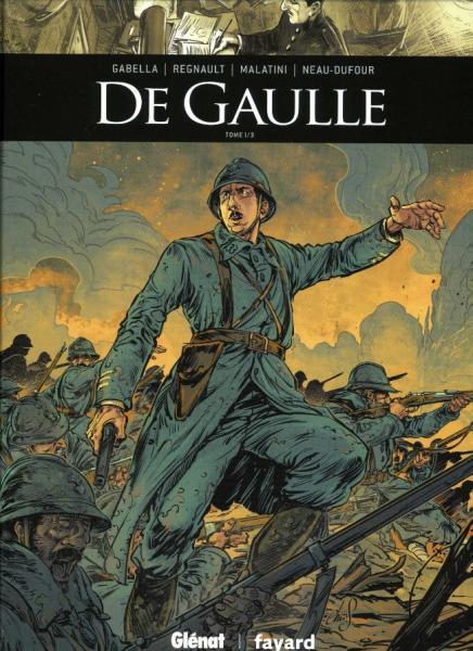 Ils ont fait l'histoire 33 De Gaulle