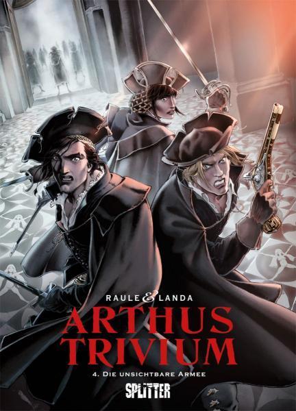 Arthus Trivium 4 Die unsichtbare Armee