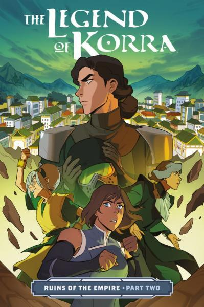 The Legend of Korra - Ruins of the Empire 2 Ruins of the Empire, Part 2