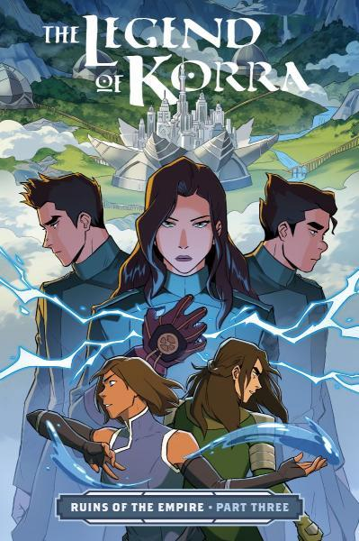 The Legend of Korra - Ruins of the Empire 3 Ruins of the Empire, Part 3