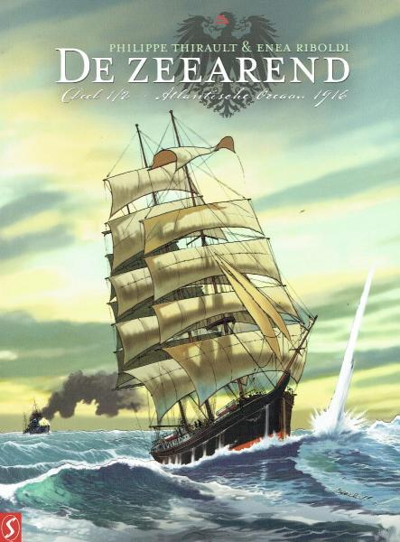 De zeearend (Riboldi) 1 Atlantische oceaan 1916