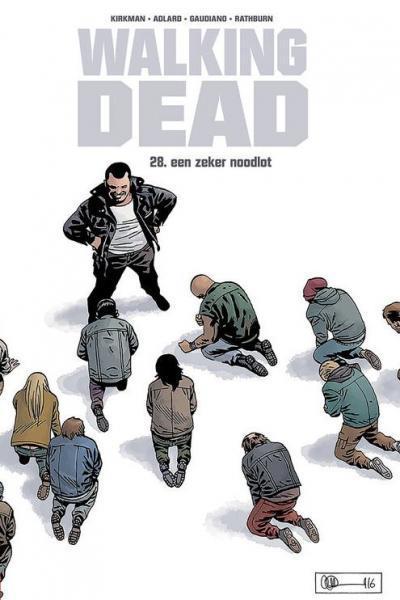 Walking Dead (Silvester) 28 Een zeker noodlot