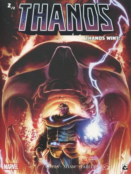 Thanos (Dark Dragon) 6 Thanos wint, deel 2