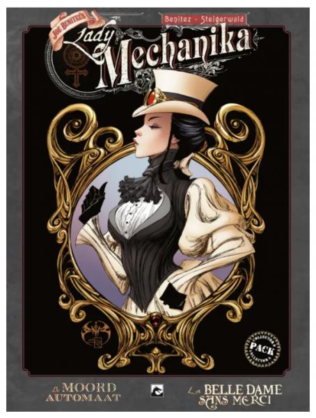 Lady Mechanika: Moordautomaat/La belle dame sans merci 1 Lady Mechanika: Moordautomaat/La belle dame sans merci