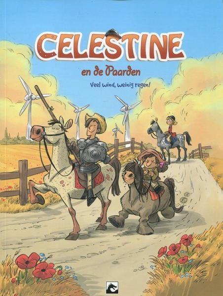 Celestine en de paarden 7 Veel wind, weinig regen