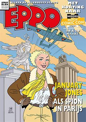 Eppo - Stripblad 2020 (Jaargang 12) 5 Nummer 5