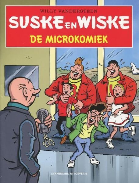 Suske en Wiske in het kort 12 De microkomiek