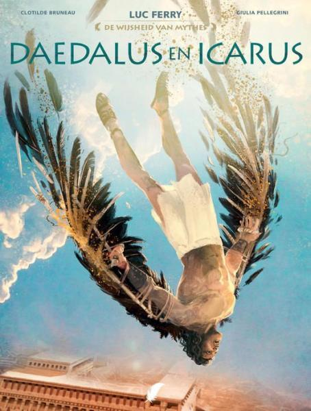 Daedalus en Icarus 1 Daedalus en Icarus