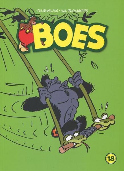 Boes (Saga) 18 Deel 18