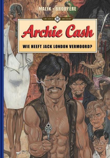 Archie Cash 16 Wie heeft Jack London vermoord?