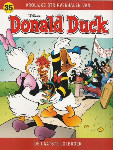 Donald Duck: Vrolijke stripverhalen 35 De laatste lolbroek