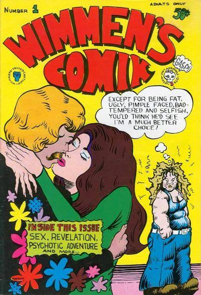 Wimmen's Comix 1 Number 1