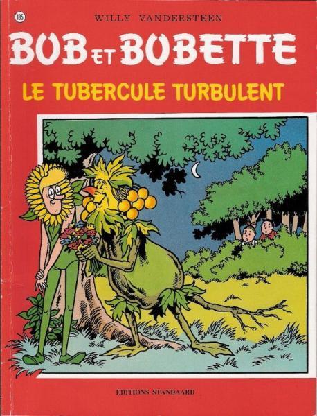 Suske en Wiske 185 Le tubercule turbulent